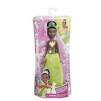 Disney Princess Royal Shimmer Tiana docka leksak