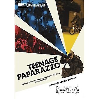 Teenage Paparazzo [DVD] USA import