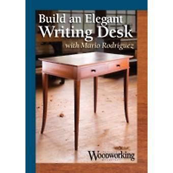 Build an Elegant Writing Desk by Mario Rodriguez