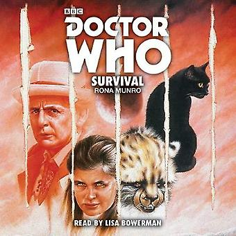 Doctor Who Survival by Rona Munro