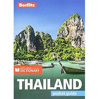 Berlitz Pocket Guide Thailand Travel Guide with Dictionary
