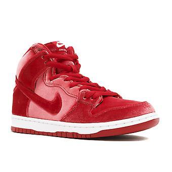 دونك أحذية-313171-661-ارتفاع قسط Sb 'المخملية الحمراء'