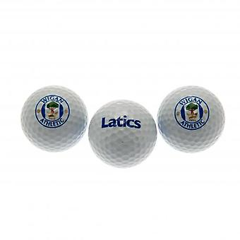 Wigan Athletic Golfbälle