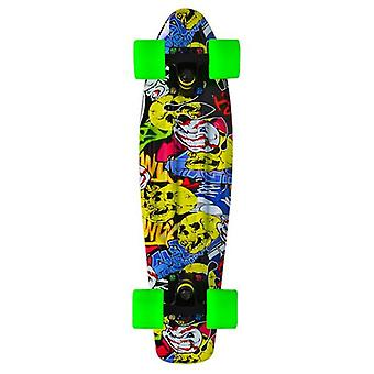 Kids Skateboard Graffiti 22