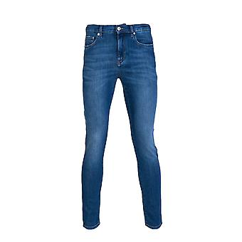 Versace Jeans Skinny Fit Denim Jeans V600378a Vt01997
