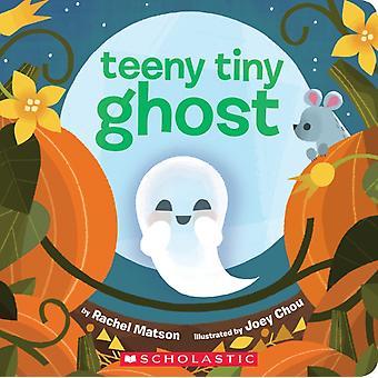 Teeny tiny Ghost av Rachel Matson & illustrerad av Joey Chou