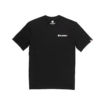 Element Blazin Chest Short Sleeve T-Shirt en noir