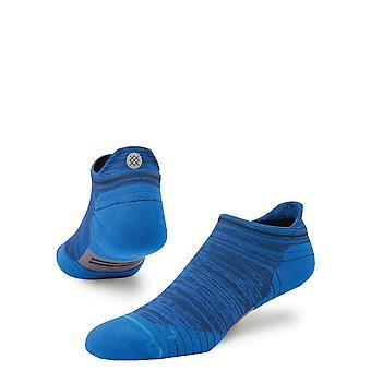 Posizione Mens solidi rara lana scheda calzini da corsa