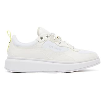 Ted Baker Arellia Womens White Trainers