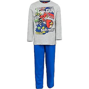 Angry Birds Boys Langarm Pyjama