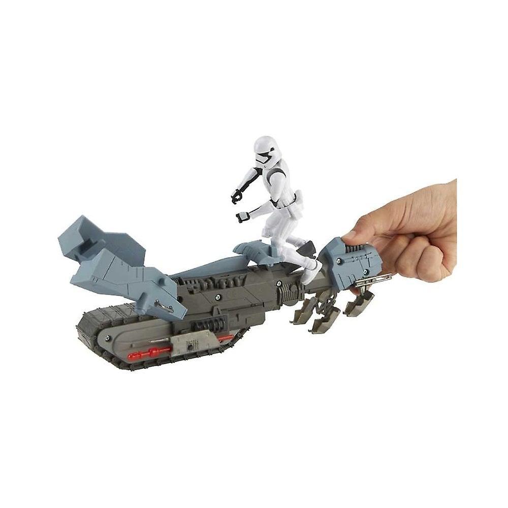 Star Wars First Order Driver & Treadspeeder 5 Inch Action Figure & Vehicle Set