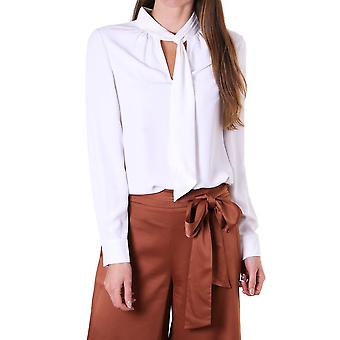 Ted Baker Womens Pammla Gathered Neck Tie Blouse
