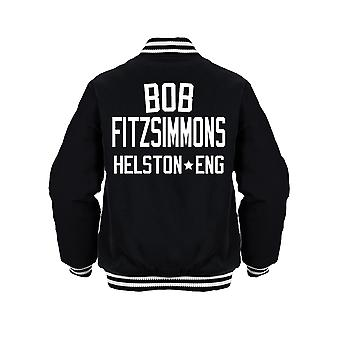 Bob Fitzsimmons Boxing Legend Kids Jacket