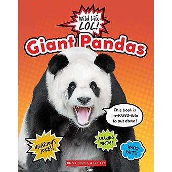 Giant Pandas Wild Life Lol by Stephanie Fitzgerald & Scholastic