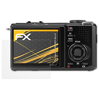 atFoliX Glass Protector compatible with Sigma DP1/DP2/DP3 Merrill 9H Hybrid-Glass