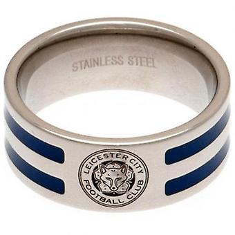 Leicester City Colour Stripe Ring Medium