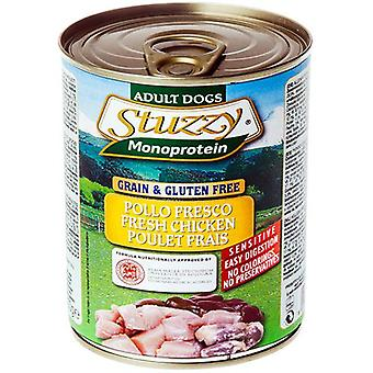 Stuzzy Dog Monoprotein 800 gr Pollo Fresco (Dogs , Dog Food , Wet Food)