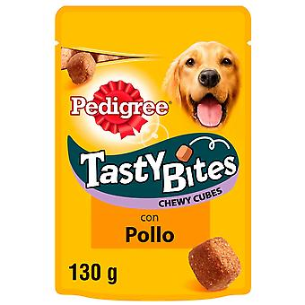 Pedigree Tasty Bites Chewy Cubes with Chicken (Dogs , Treats , Biscuits)