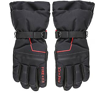 Bogner Water-Repellent Eric Ski Gloves