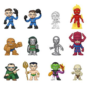Funko Pop! Mystery Minis Fantastic Four
