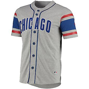 Iconic Supporters Cotton Jersey Shirt - Chicago Cubs
