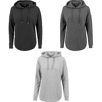 Build Your Brand Womens/Ladies Oversized Hoodie
