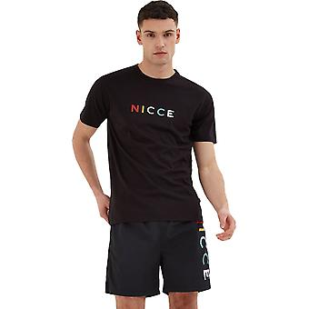 NICCE Denver T-Shirt Black 80