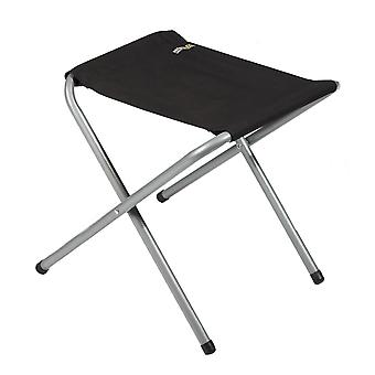 Regatta Camping Marcos Folding Stool - Black/Seal Grey