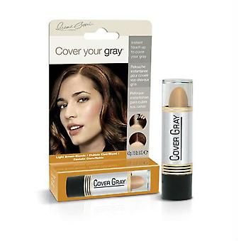 Cover Your Gray Touch-Up Stick Light Brown/Blonde