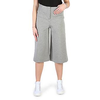 Armani Jeans Orijinal Kadın İlkbahar / Yaz Pantolon Gri Renk - 57895