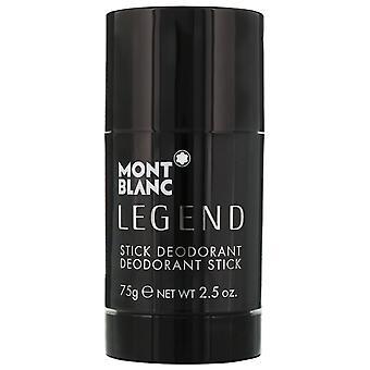 Mont Blanc Legend déodorant Stick 75g