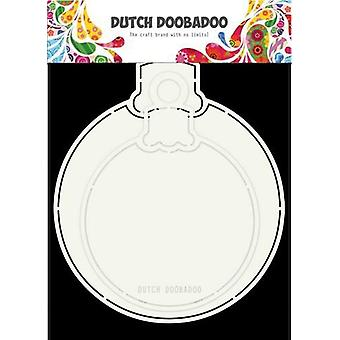 Dutch Doobadoo Dutch Card Art Christmas ball 2pc A5 470.713.680