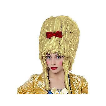 Parrucche lusso barocco parrucca bionda