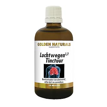 Golden Naturals Airways tincture (100 ml)