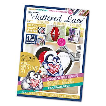 Tattered Lace Magazine Utgave 73