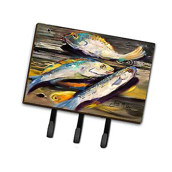 Carolines Treasures  JMK1116TH68 Fish on the Dock Leash or Key Holder