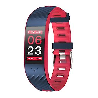 "Activiteit Bangle BRIGMTON BSPORT-16-R 0,96"" OLED Bluetooth Red"