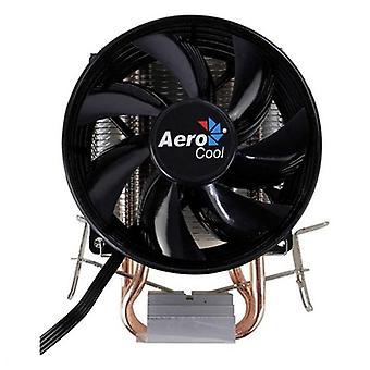 Ventilator Aerocool VERKHO2 9 cm 1,8W Blau