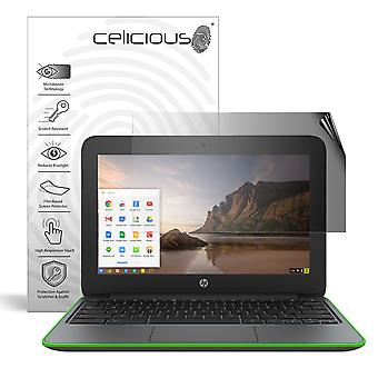 Celicious Privacy 2-Way Anti-Spy Filter Screen Protector Film Compatible with HP Chromebook 11 G4