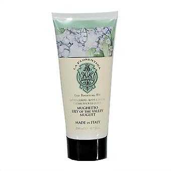 La Florentina Lily of the Valley Body Lotion 200 ml