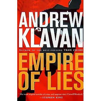 Empire of Lies by Andrew Klavan - 9780156033565 Book