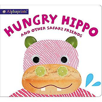 Alphaprints Hungry Hippo by Roger Priddy - 9781783419005 Book
