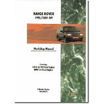 Range Rover 1995-2001 Official Workshop Manual (Revised edition) by L