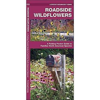 الزهور البرية على الطريق-للطي جيب دليل على دراية أميريك الشمالية