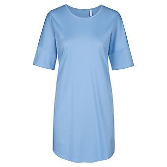 Rösch 1203086-16361 Women's Smart Casual Sky Blue Nightdress