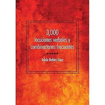 3000 Locuciones Verbales Y Combinaciones Frecuentes
