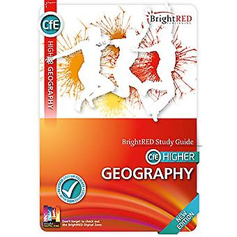 Bright Red Higher Geography New Edition Study Guide by Nicol Cockburn
