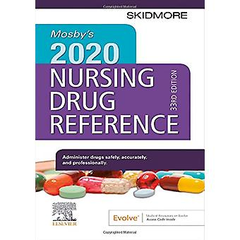Mosby's 2020 Nursing Drug Reference by Linda Skidmore-Roth - 97803236