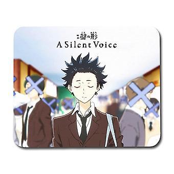 Anime A Silent Voice Shoya Ishida Mouse Pad