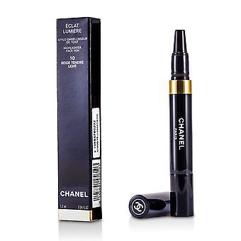 Eclat lumiere highlighter face pen   # 10 beige tendre 1.2ml/0.04oz